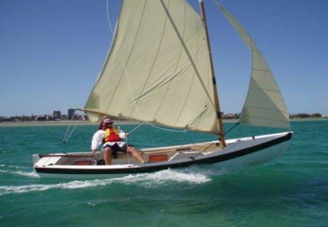 Navigation sur un petit bateau